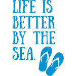 17-30 Life Is Better By The Sea
