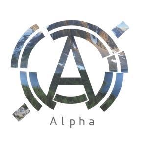 AlphaOfficial Logo T-Shirt