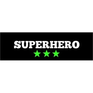 Lätzchen Superhero