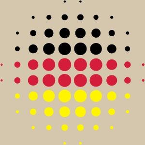 schwarz rot gold raster 01