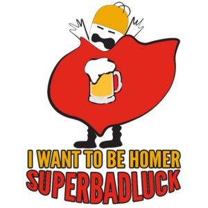superbadluck - HOMER