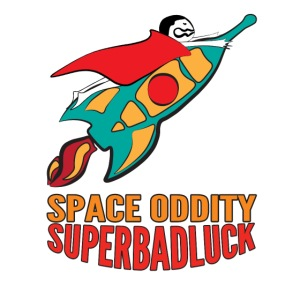 SUPERBADLUCK - SPACEODDITY