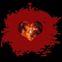 supernova heart