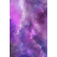 Low Poly triangulated Galaxy
