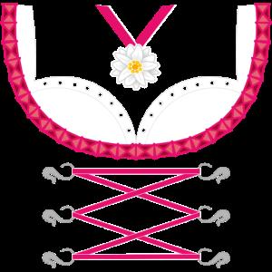 Dirndl Pink