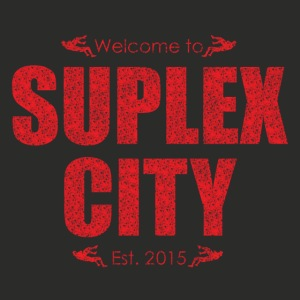 Suplex City Mens T-Shirt