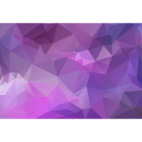 Low Poly Pink/Purple Background