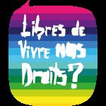 Logo Libres Fiertés 2016