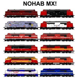 NOHAB MX