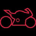 29-30 Motorrad Linien