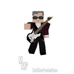 Capaldi with guitar png