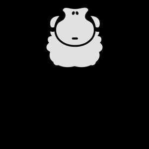 Sturm ist erst wenn Schafe keine Locken Spruch