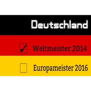 Deutschland Flagge 2016