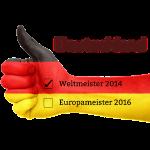 Deutschland Europameister