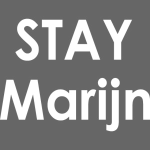 stay marijn white