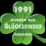 Glückskind 1991- weiß