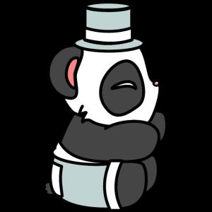 Little Panda Groom