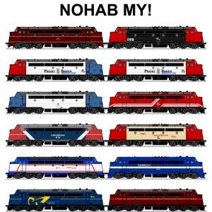 NOHAB MY