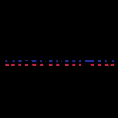 Mannheim-blau-weiss-rot - Mannheim, blau, weiss, rot - waldho,sv waldhof,monnem,mannem,adler mannheim,Mannheim