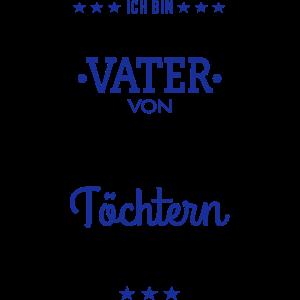 Ungeheuer fantastische Töchter - Vater / Shirt
