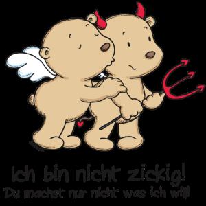 Engel_Teufel zickig_schwarz