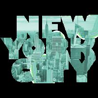 New York CITY Color