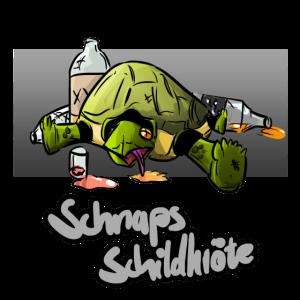 Schnapsschildkröte