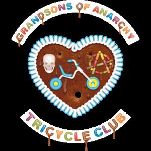 Tricycleclub mit Herz