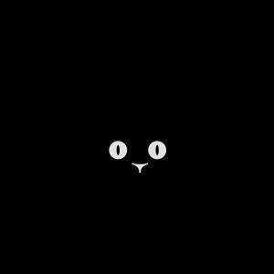 Hängende Katze 2