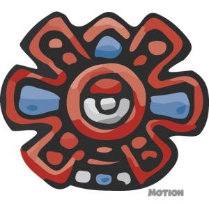 Aztec Motion Earth