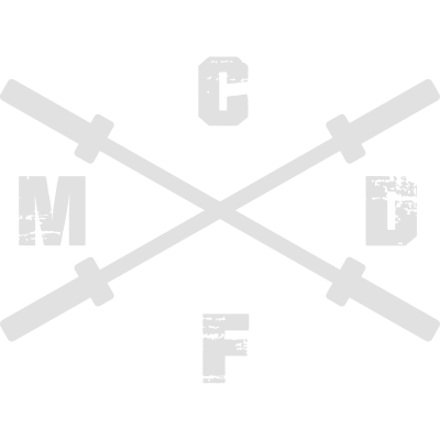 Magdeburg  -  Logo Patch - Patch,Old school,Magdeburg,Logo,Langhanteln,Kreuz,Hanteln,Functional Fitness