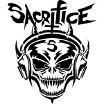 DJ Sacrifice Logo