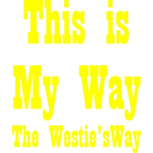 This is My Way Yellow