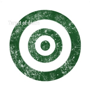 target of desire - green