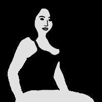 Sexy Girl sitzend