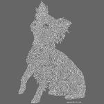 Chihuahua white line