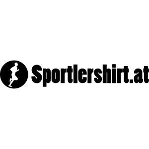 Sportlershirt Logo Text