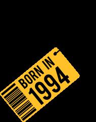 Jahrgang 1990 Geburtstagsshirt: born in 1994