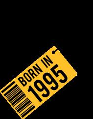 Jahrgang 1990 Geburtstagsshirt: born in 1995
