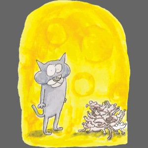 Le chat et les souris