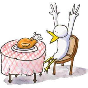 Le repas inattendu