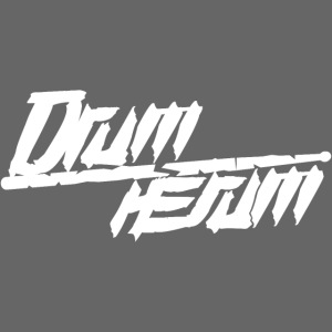 Drumherum Logo White