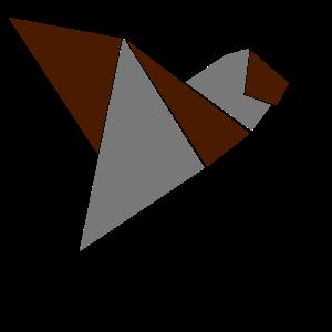 Origami Kolibri