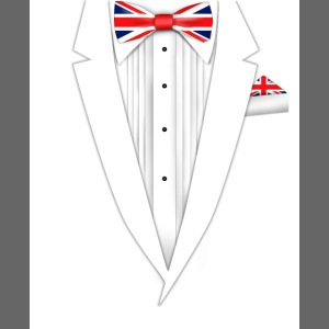 British Bow Tie T-shirt