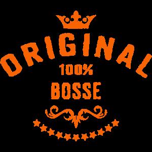 Maenner Vorname 100 Prozent Bosse - RAHMENLOS Geburtstagsgeschenk Namenstag Vatertag
