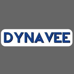 Dynavee Logo Blau