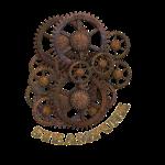 Steampunk Zahnrad