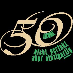 Geburtstag 50 Jahre