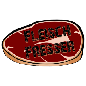 Fleischfresser Fleisch Grillen Anti Vegan Geschenk