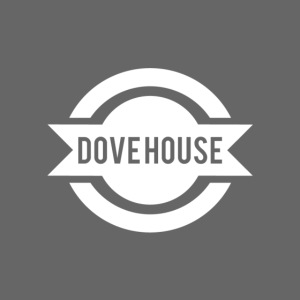 Dove House Logo White